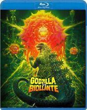 Godzilla vs. Biollante - English Dub - RARE - BLU-RAY