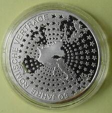 50 Jahre Römische Verträge In 10 Euro Gedenkmünzen Der Brd Günstig
