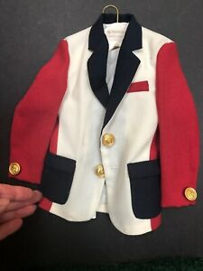 "SALESMAN SAMPLE Schoeneman 1960's ""Rat Pack"" men's sport coat or Male Doll coat"