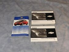 2009 CHEVROLET MALIBU FACTORY OWNERS MANUAL SET