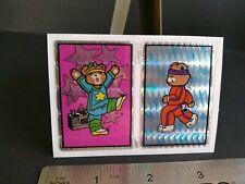 Vintage Stickers Dancing Bears Prism Vending Sticker VTG RARE 80s