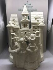 PartyLite Village Carolers Tea Light P0204 with Box
