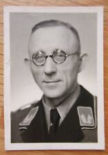 Altes kleines Portrait Foto Reichsforstdienst der Luftwaffe 2. WK