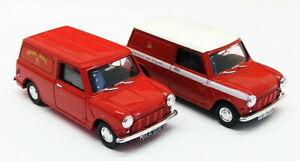 Corgi 1/43 Scale Diecast 08002 - Mini Van Set - Royal Mail