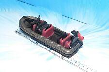 "MICRO MACHINES NAVAL Rigid Inflatable Boat ""RIB"" # 3"
