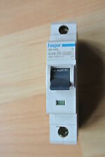 Hager NC140 40A type C single pole MCB Mini Circuit Breaker NEW!