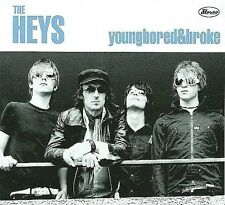 Young Bored & Broke [Digipak] * by Heys (CD, Apr-2008, 4 West Records)