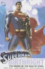Superman: Birthright (Graphic Novel)-ExLibrary