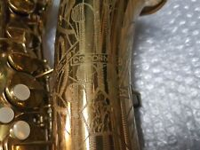 1942 Conn Alt/Alto Sax/Saxophone-Lady Face-Made in USA