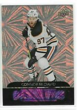 2020-21 Upper Deck 1, 2 & Extended Dazzlers Orange Singles *You Pick From List*