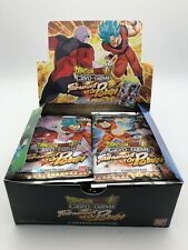 Dragon Ball Super💎Tournament Of Power Card TB1 TB01💎2018 Sealed Booster Pack🌟