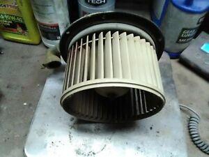 Heater Blower Motor w/ Fan For Ford F-250 F-350 F-450 F-550 Super Duty Excursion