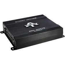 Street Machine High Power 2100 Watts 2 ch Car Audio Amplifier For Quality Sound