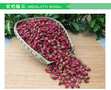 250g Chinese Red Rose Bud Tea, Aroma Dry flowers tea,Blooming Cherry tea 9OZ