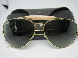 Ray-Ban RB 3029 - Outdoorsman II - genuine made in Italy - glass lens