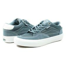 Vans Mens Rowan Pro Shoes Mirage Blue White 8 New