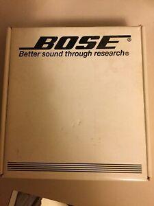 Bose Quiet Comfort 2 Headphones
