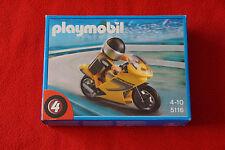 Playmobil Motorradfahrer  5116  mit OVP