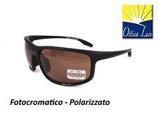 Serengeti Levanzo 8610 Black Polar photochromic Sunglasses Pesca Drivers Sport