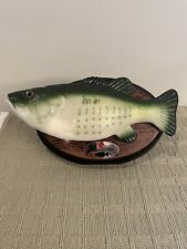 New listing Big Mouth Billy Bass 445076 No Box and Tested Euc