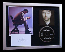 LLOYD COLE+SIGNED+FRAMED+RATTLESNAKES+PIECES=100% AUTHENTIC+EXPRESS GLOBAL SHIP