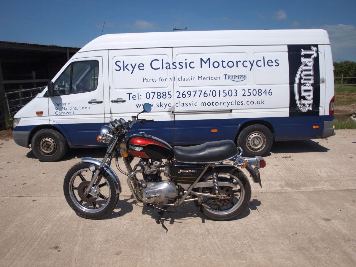 SKYE CLASSIC MOTORCYCLES