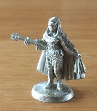 AD&D 10-551 Drow Elves Menzoberranzan Narcelia Millithor TSR Metal Miniature