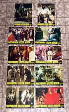 HOLLYWOODS LETZTER HEULER / S.O. B. * 10 AUSHANGFOTOS- Ger L C-SET 1982 HOLDEN