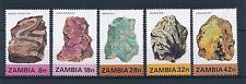 [51172] Zambia 1982 Minerals  MNH
