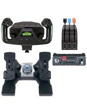 Saitek Pro Flight Simulator Switch Panel Bundle
