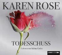 KAREN ROSE - TODESSCHUSS 6 CD NEU