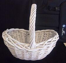 Handmade Mid Century Decor Collectible Grape Fine Basket