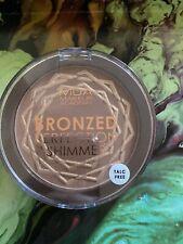 MUA Bronzed Perfection Sahara Sunlight Gold Shimmer & Matte Bronzing Powder 15g