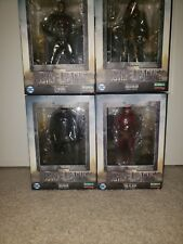 Kotobukiya Justice League Artfx+ statues 1/10 Scale Batman Aquaman Flash Cyborg