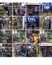 Lotto Stock 200 videogiochi videogames e software misti x pc