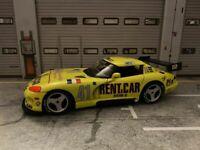Dodge Viper RT/10 Le Mans 1994 #41 LeMans UMBAU TUNING DIORAMA Code 3 1:18