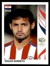Panini World Cup 2006 - Edgar Barreto Paraguay No. 121