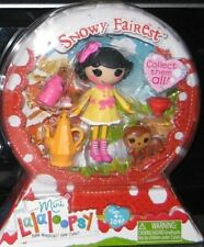 Retired Lalaloopsy Mini Snowy Fairest by MGA Entertainment