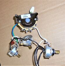 Fender Player Stratocaster Wiring Harness with CTS Pots 5 Switch and Wiring