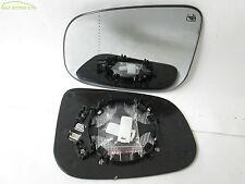 (A110) JAGUAR XF XJ XK X-TYPE LEFT SIDE PASSENGER HEATED DOOR MIRROR GLASS 08-14