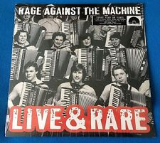 Rage Against The Machine LIVE & RARE 2-LP RSD Vinyl New Download New 180 Gram