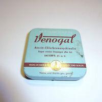 BARATTOLO LATTA LATTINA scatola in metallo venogal