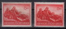 Deutsches Reich: ** MI 877.y Bon état B - 2 marques tamponné MW 20,80 (dr877yab#1)