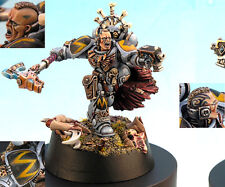1 SPACE WOLVES WOLF LORD+5 LONE WOLVES Games Workshop Warhammer 40K=no box+FAST!