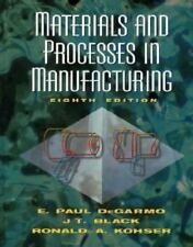 Materials and Processes in Manufacturing-ExLibrary