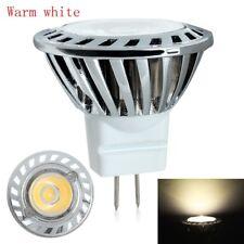 1x MR11 1W AC DC 12V Downlight Spot Light Warm /Cool White CREE LED Bulb Lamp