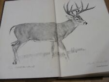 Great Whitetails of North America Robert Rogers 1981 Texas Hunting Service >