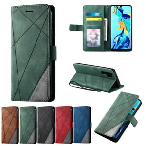 For Huawei P40 Pro P30 Lite Mate 30 P Smart Flip Leather Wallet Stand Case Cover