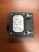 New AIRPAX / SENSATA IELK11-36274-45-UV Breaker 45 Amp 2 Pole