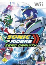 Nintendo Wii Spiel - Sonic Riders: Zero Gravity mit OVP